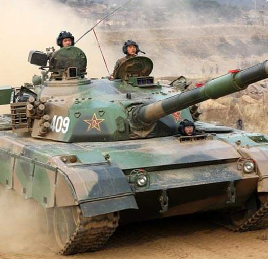 Precision spare parts for military tanks