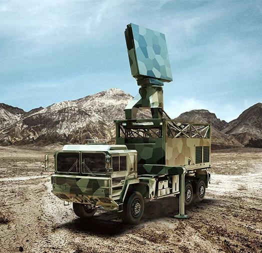 Mobile radar precision parts