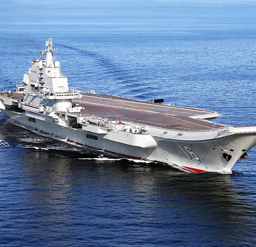 Precision spare parts for aircraft carrier and warship