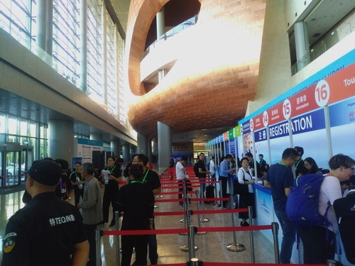 The 2018 world powder metallurgy congress opened in a grand way at the national convention center in Beijing