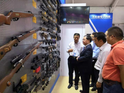 companys participation in the zhuhai airshow was well received